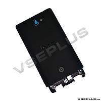 Задняя крышка HTC A620e Windows Phone 8S, черный