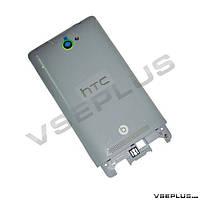 Задняя крышка HTC A620e Windows Phone 8S, серебряный
