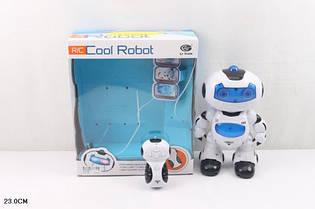 Робот батар.р/у HLT-0068  свет, звук