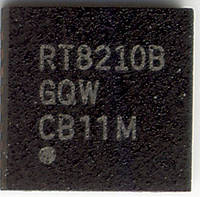 Микросхема Richtek RT8210BGQW для ноутбука
