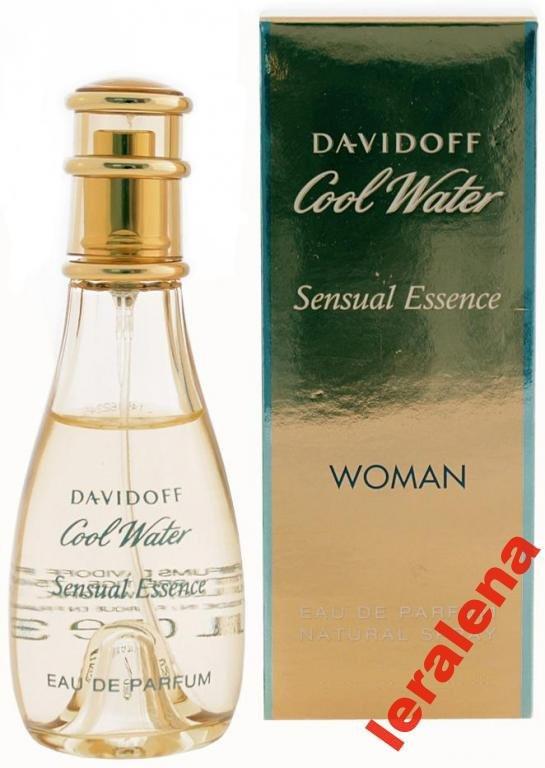 Davidoff Cool Water Sensual Essence 100ml продажа цена в