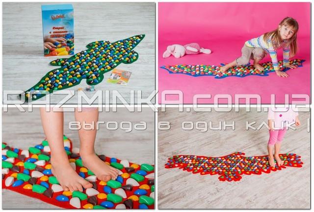 массажные коврики для детей, ортопедические коврики, орто, коврик массажный, детский массажный коврик, коврик массажный с камнями, массажный коврик