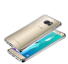 Чехол накладка силиконовый TPU Luxury Soft для Samsung GalaxyNote Fan Edition N935 серебро