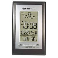 Часы кварцевые с барометром First 2460