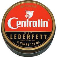 Жир для рабочей обуви - Centralin Lederfett  (черный) (Оригинал)