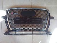 Решетка радиатора на Audi Q5 c 2012 года в стиле RSQ5