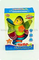 Развивающая игрушка «Чудо-Гусеница» (свет, звук) 0956, фото 1