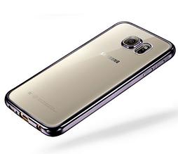 Чехол накладка силиконовый TPU Luxury Soft для Samsung GalaxyNote Fan Edition N935 серый