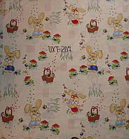 Ткань постельная Фланель 2.2 м №8