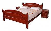 """Кровать """"Прима"""" из массива ольхи (Темп)"""