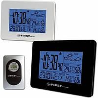 Часы кварцевые с барометром First 2461