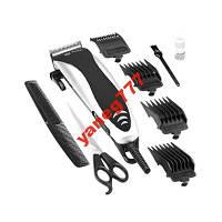 Машинка для стрижки волос Domotec + насадки