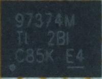 Микросхема Texas Instruments TPS97374M для ноутбука
