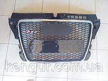 Решетка радиатора Audi A3 стиль RS3