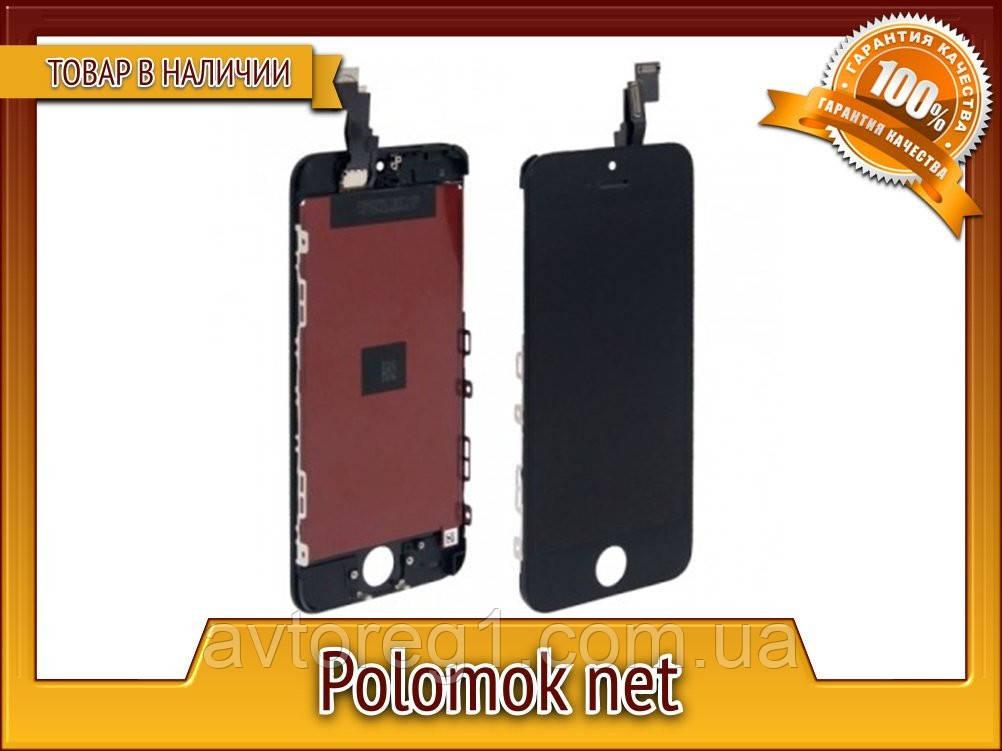 Lcd( дисплей)+тачскрин на Iphone 5C, черный,белый оригинал