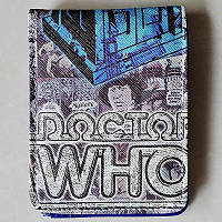 Кошелек  ТАРДИС Доктор Кто Doctor Who