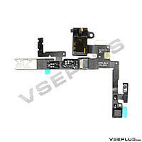 Шлейф Lenovo S960 Vibe X, с разъемом на наушники, с кнопкой включения