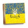 Шкатулка-книга на магните с 9 отделениями XL Квітковий прапор