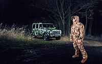 Специализированный польский костюм для охоты Silent Hunter Remington