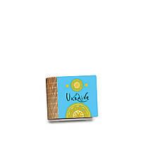 Шкатулка-книга на магните с 1 отделением Сонце України, фото 1