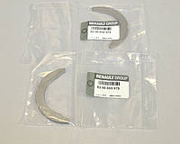Опорный вкладыш коленчатого вала (полумесяцы) 2.80 на Renault Kangoo II 2008->  Renault (оригинал) 7701473149
