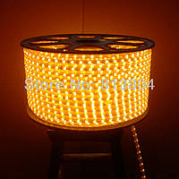 Светодиодная лента ULS-5050-60LED/m желтый