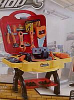 Набор инструментов в чемодане PD167