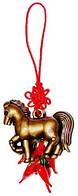 Брелок лошадь для телефона