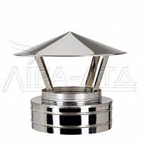 Грибок для дымохода (термо) 1мм н/н AISI 321