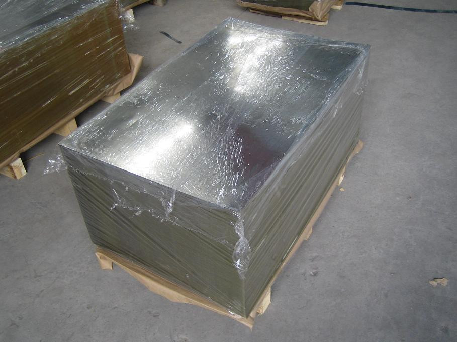Жесть белая ЭЖК 0.25 х 712 х 820 мм пр-во Китай