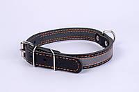 Ошейник Collar со светоотражающей лентой, фото 1
