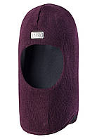Зимняя шапка шлем для девочек Lassie 718695-4980. Размер L,M,S, XS.