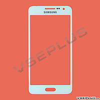 Стекло Samsung A300F Galaxy A3 / A300H Galaxy A3, белый