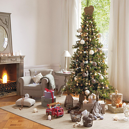 Новогодние товары для декора дома