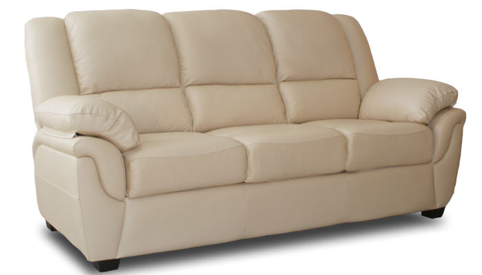 Кожаный диван реклайнер Alabama, диван реклайнер, мягкий диван, мебель из кожи, диван, раскладной диван