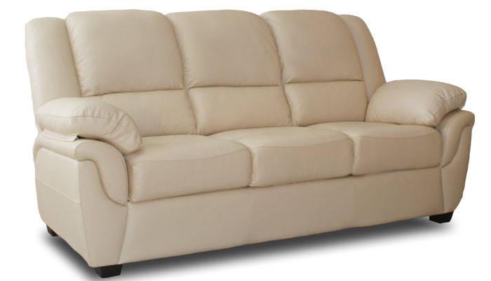 Кожаный диван реклайнер Alabama, диван реклайнер, мягкий диван, мебель из кожи, диван, раскладной диван, фото 2