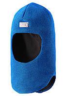 Зимняя шапка шлем для мальчиков Lassie 718695-6510. Размер L,M, XS