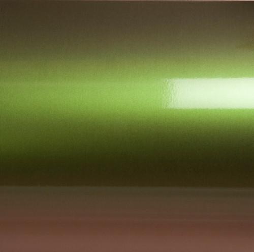 Глянцевая пленка хамелеон лазерно-зеленая