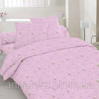 Ткань постельная 134536 Бязь (ПАК)НАБ. ГОЛД рис 20-0933 220СМ