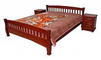 """Кровать """"Верона"""" из массива ольхи (Темп)"""
