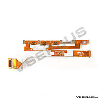 Шлейф Sony D2302 Xperia M2 / D2303 Xperia M2 / D2305 Xperia M2 / D2306 Xperia M2, с кнопкой включения, с