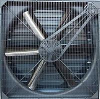 Настенный вентилятор с клинно-ременной передачей