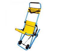 Кресло для безопасного спуска и подъема по лестнице