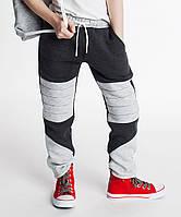 Подростковые брюки для мальчика (трехнитка)