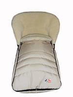 Конверт FOR KIDS большой на овчине универсальный (коляска, санки), фото 1