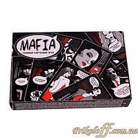 Настольная карточная игра «Mafia»
