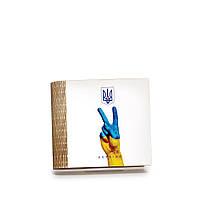 Шкатулка-книга на магните с 4 отделениями Україна-Вікторія