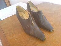 Туфли кожанные женские 36 размер
