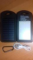 Влагоустойчивое солнечное зарядное устройство Solar A50 30000mah солнечная батарея + сверхяркая 12 LED панель