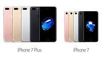 Apple iPhone 7 и iWatch 2